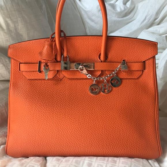 11d521a58b8b Hermes Handbags - Hermes birkin 35